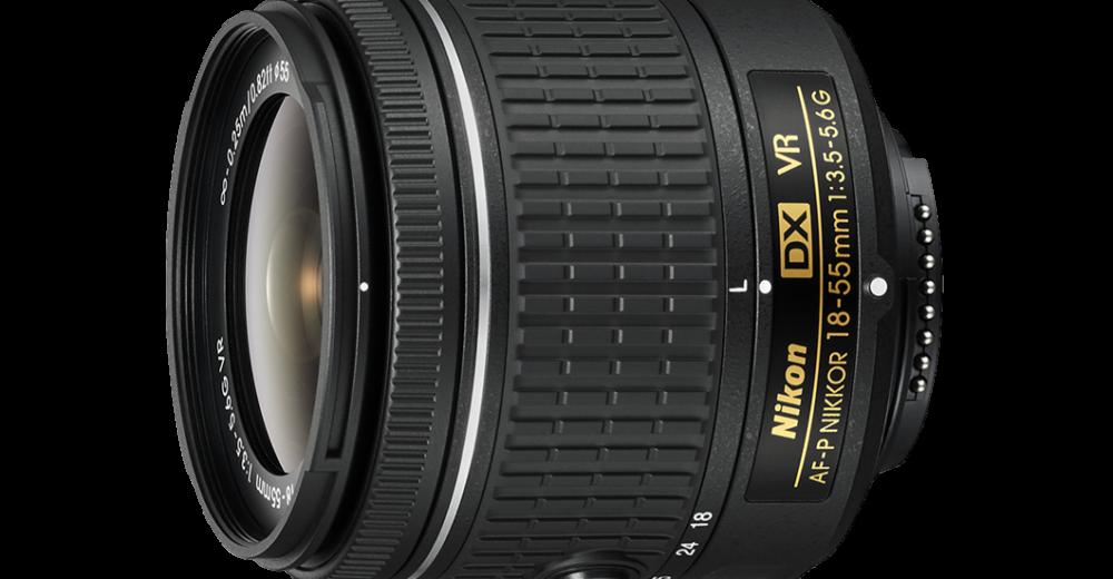 Nikon Nikkor 18-55 VR