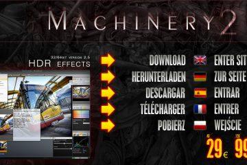 Machinery HDR