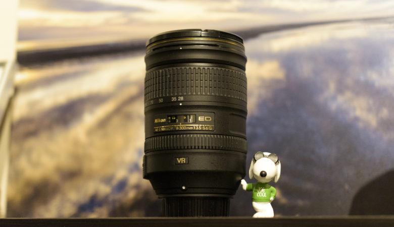 Objektiv Nikon AF-S 28-300 FX Vollformat